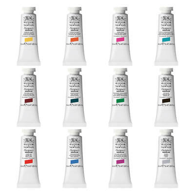 Winsor & Newton Designers Gouache Paint 14ml Tube in 82 Colours (Listing 2 of 2)