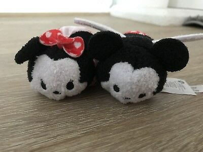 Valentines Mickey And Minnie Mouse Uk Disney Store Tsum Tsum