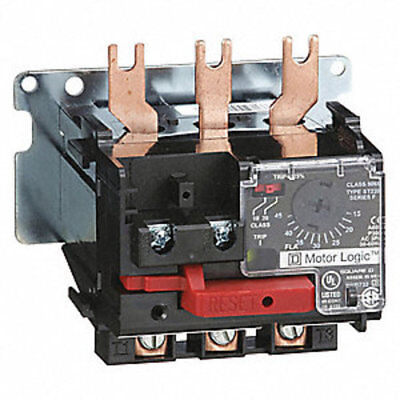 Square D Motor Logic 45A Class 9065 Type ST220 Series F Overload Relay