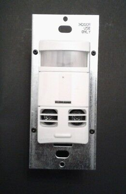 Leviton OSSMT-GDW  Wall Switch Occupancy Sensor