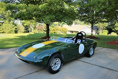 1967 Lotus Other  Elan race car