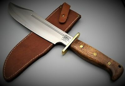 Learn How To Keep Your Bowie Knife Shinning