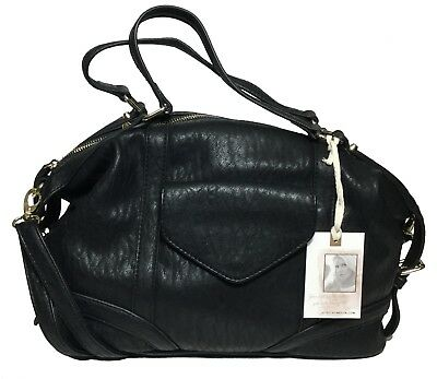 $148.00 Adjustable Strap NWT Jessica Simpson Woman/'s Marcie Satchel Black MSRP