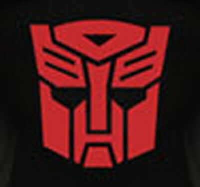 Led Sound-Activated T Shirt Light Up Autobots El Transformers Tee