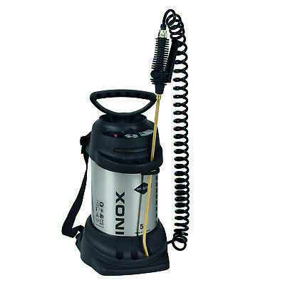 Mesto 3595 Inox 5L/10L Stainless Steel Sprayer - Pest Control/Wood Teatment