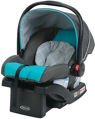 Graco SnugRide Click Connect 30 Infant baby Car Seat, Finch
