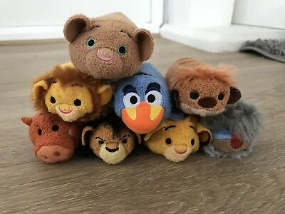 The Lion King Tsum Tsum BNWT