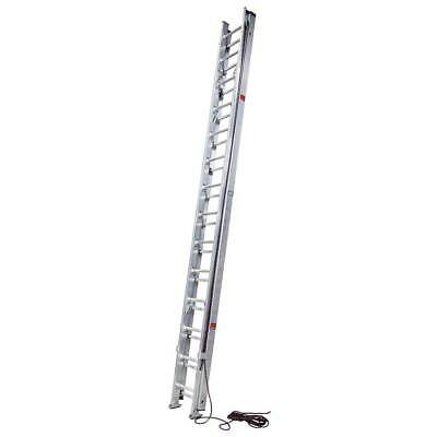 Little Giant 16024 24-Foot Aluminum Type IAA Multi-Position Extension Ladder