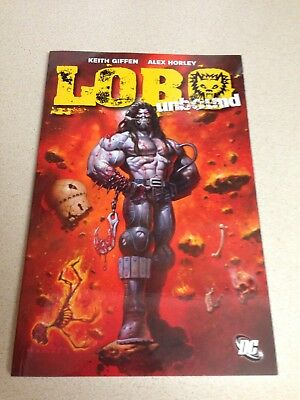 Lobo: Unbound [Jan 03, 2012] Giffen, Keith and Horley, Alex