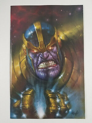 INFINITY WARS #1 GARRON CONNECTING VARIANT THANOS NM B154159 OF 6