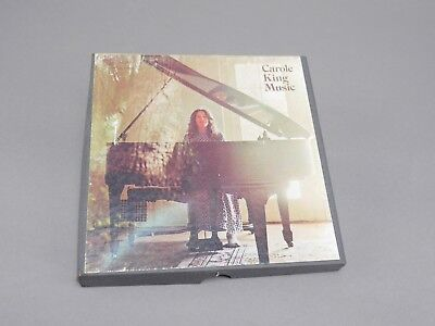 Vintage 4 Track 7 1/2 Ips Carole King Music  Reel To Reel Tape See More