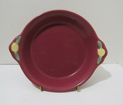 Coors Pottery Rosebud Shirred Egg Bowl Vintage