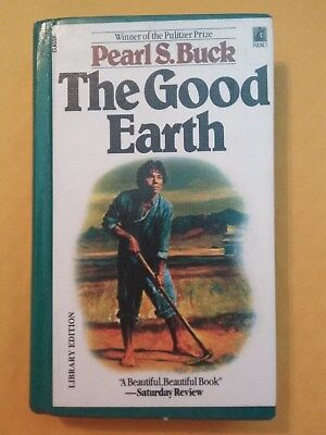 The Good Earth by Pearl Buck (Hardcover)  J1
