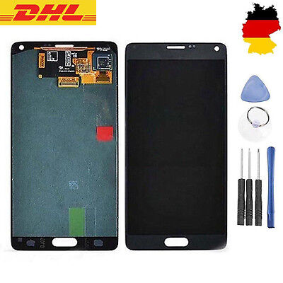 Für Samsung Galaxy Note 4 N910 N910F LCD Display Touch Screen Digitizer Werkzeug