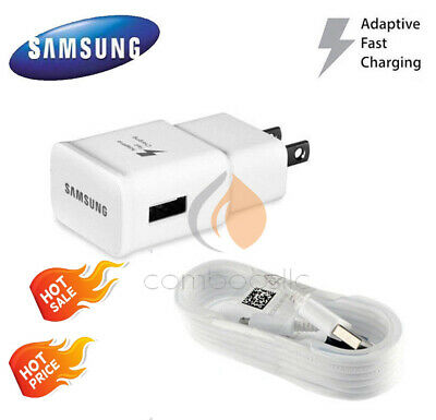 New Original Samsung Galaxy S7 S6 Edge Note 5 4 OEM  Adaptive Fast Rapid Charger