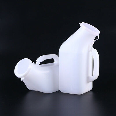 2pcs Portable Urinal Eco-friendly Emergency Toilet for Driving Camping Traveling