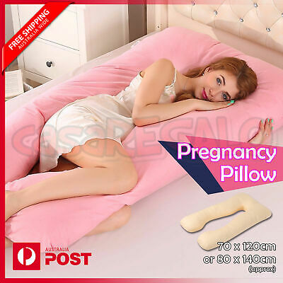 Maternity Pillow Pregnancy Nursing Sleeping Body Support Feeding Boyfriend 2Size