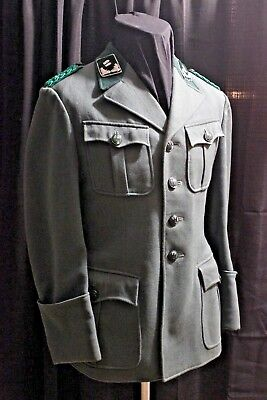 Original German Tunic with Ideal Size, Amazing Condition and Named to Owner