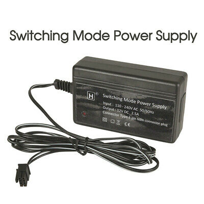 NBN/UFB Replacement Power Supply Plug-in 12V 2.5A connection
