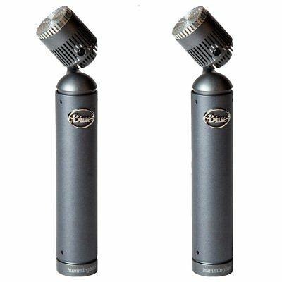 Blue Microphones Hummingbird Condensers (Buy One, Get One Free)