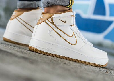 meilleur service cff0f 3634d NIKE AIR FORCE 1 MID '07 chaussures hommes montantes blanc sneaker  AQ8650-101
