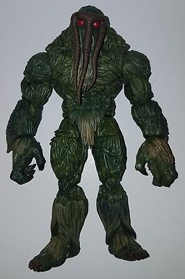 Marvel Legends Knights COMPLETE MAN-THING BUILD A FIGURE Loose BAF Hasbro 2017