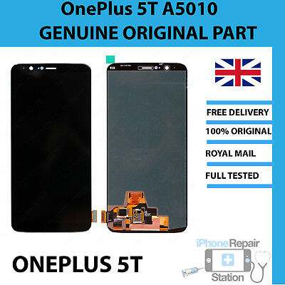 GENUINE ONEPLUS 5T A5010 LCD Replacement One Plus Screen Digitizer Original  5 T