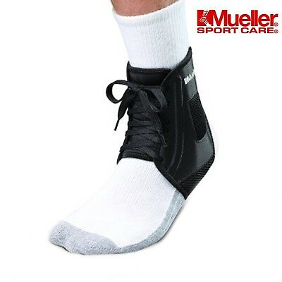 Mueller XLP Ankle Brace Splint Boot Stabiliser Support for Joint Pain, Physio...