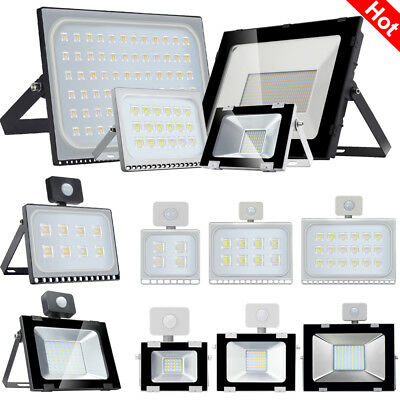 LED Floodlight 10W 20W 30W 50W 100W 150W 300W 500W Outdoor Security Spot Lights