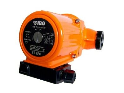 IBO OHI 25-80/180 Hot Water Circulating Pump Central Heating replaces GRUNDFOS