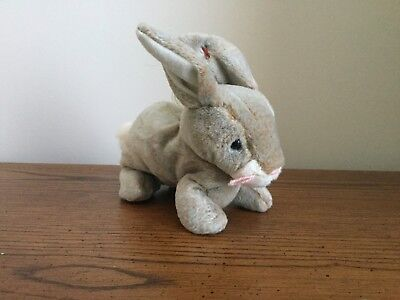Ty Beanie Baby - Nibbly the Rabbit 1999