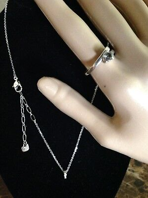 swarovski swan signed necklace And Ring Lot