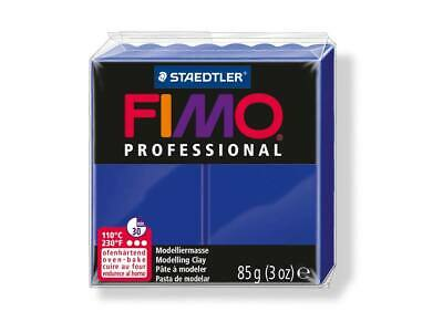 Ultra Marine Fimo Professional Polymer Modelling Oven Bake Clay 85g - Ultra M...