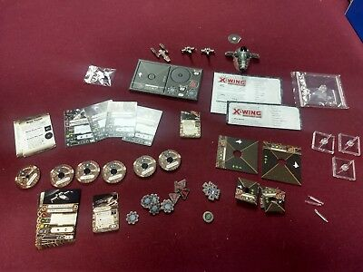 Star Wars X-Wing Scum and Villany Army Lot