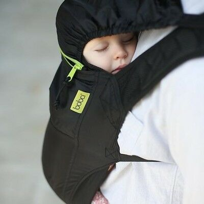 Boba Air Baby Carrier Black