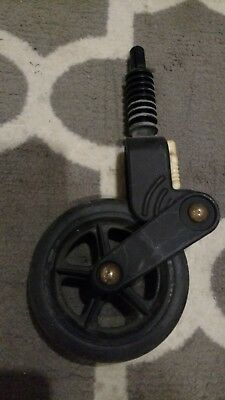 """Bugaboo Frog Front 6"""" Swivel Wheel   Replacement   Pre-owned"""