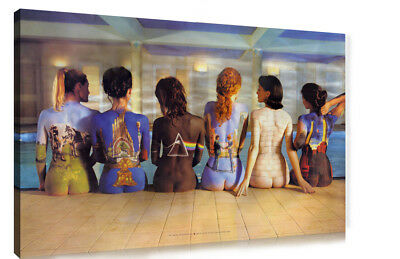 Pink Floyd Back Catalogue  CANVAS WALL ART Print Picture