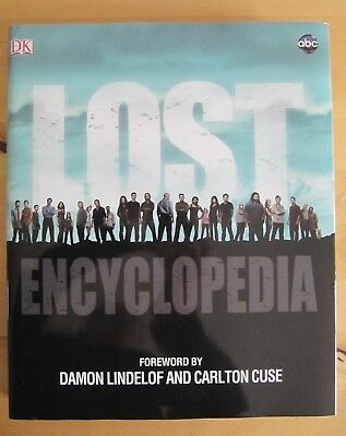 LOST Encyclopedia - TV-Serie - Lexikon zur Kultserie - TOP