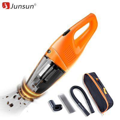 Car Vacuum Cleaner Portable Wireless Handheld Dual Use Auto Cleaning Accessory