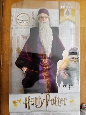 "Harry Potter ALBUS DUMBLEDORE 12/"" Action Figure Mattel MISP 7 DAY FLASH SALE"