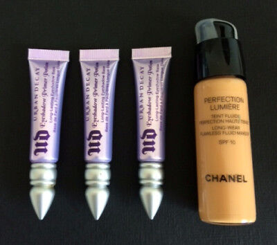 Urban Decay Eyeshadow Primer Potion Original 3x 3.7ml (11.1ml) + BONUS GIFT2