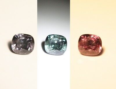 1.14ct Bekily Colour Change Garnet - Blue / Green Garnet - Worlds Rarest Garnet