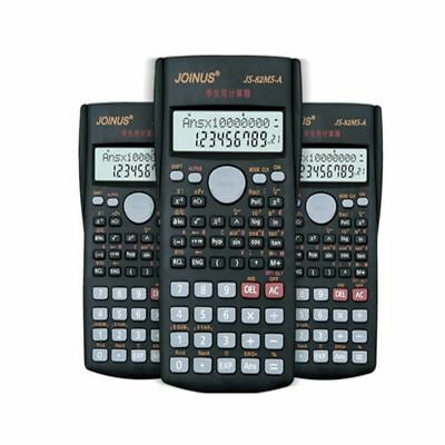 240 Function Quality 2 Line display scientific calculator for school exams home