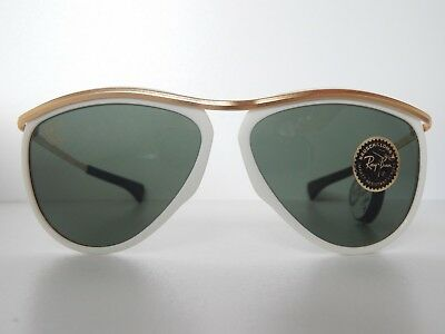 """b&l Ray-Ban Olympian"" Sunglasses *never Used*old Stock*"