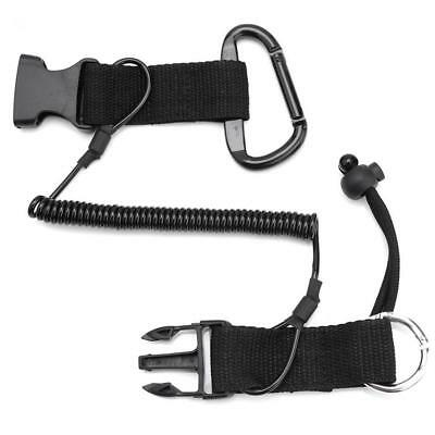 Durable Swim Diving Safety Emergency Anti lost Rope Reef Hook for Camera Kits_,