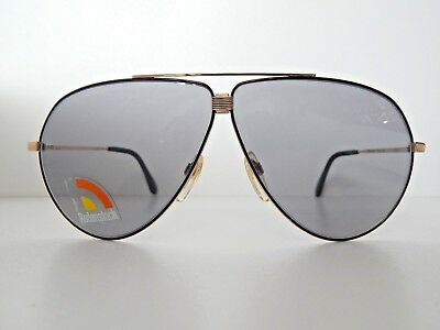 """rodenstock""vintage Aviator Sunglasses *never Used*old Stock*trendy!!"