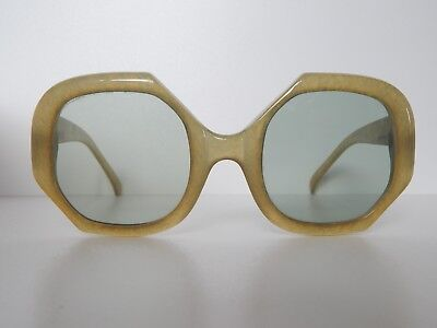 """christian Dior""oversized Vintage Sunglasses *never Used*old Stock*trendy!!"