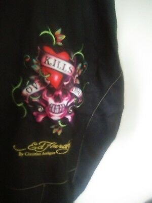 ed hardy car seat cover
