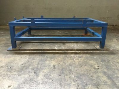 """Industrial Equipment Stand 50"""" L x 36"""" W x 14"""" H"""