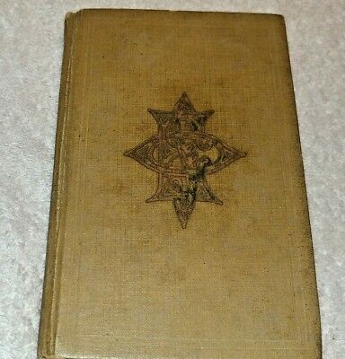 Vintage 1953 Ritual of the Order of the Eastern Star O.E.S.Hardcover Pocket Book